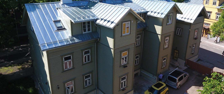 Veerenni 25 Ehitusteenused